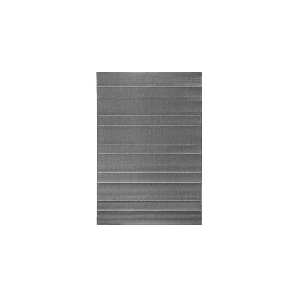 Koberec vhodný do exteriéru Sunshine 200x290 cm, sivý