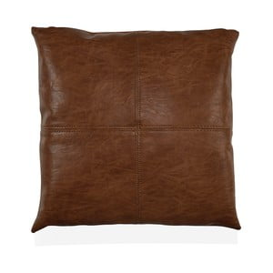 Vankúš Camel Leather, 45x45 cm