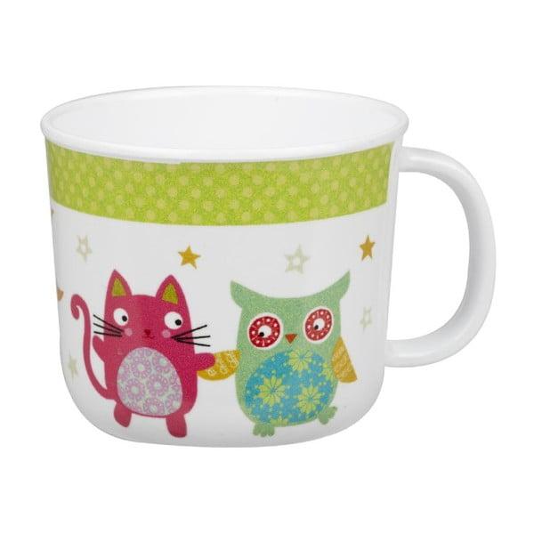 Sada detského riadu Owl & Cat