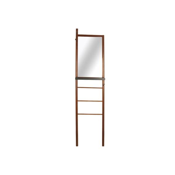 Zrkadlo s policou Ladder