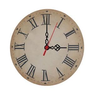 Nástenné hodiny Old Times, 30 cm