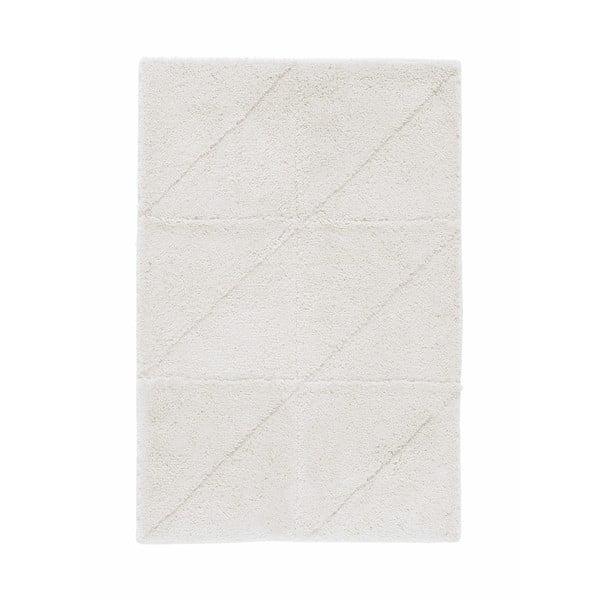 Kúpeľňová predložka Sabir Cream, 60x90 cm