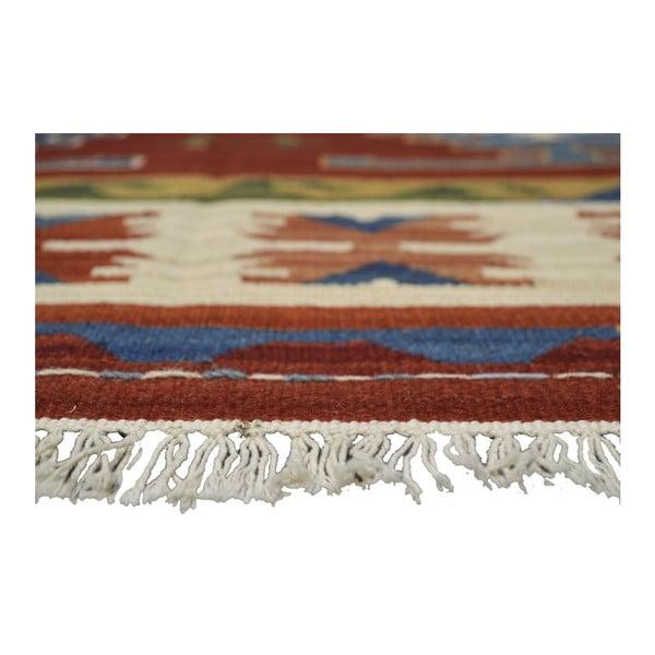 Ručne tkaný koberec Kilim Classic 10 D Mix, 155x215 cm