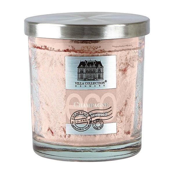 Sviečka s vôňou šampanského Villa Collection