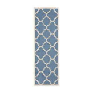 Koberec Mali Blue, 68x243 cm