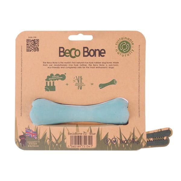 Žuvacia kosť pre psov Bone Small, modrá