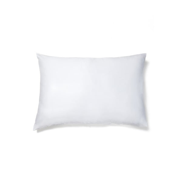 Biela obliečka na vankúš Casa Di Bassi Basic, 50x70 cm