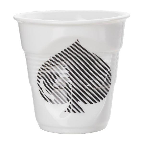 Pohárik na cappuccino Pique Froisses 18 cl