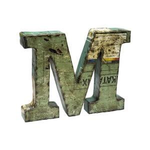 Dekorácia Novita Alfabeto M