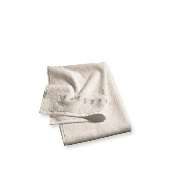 Uterák na tvár Esprit Solid 16x21 cm, krémová