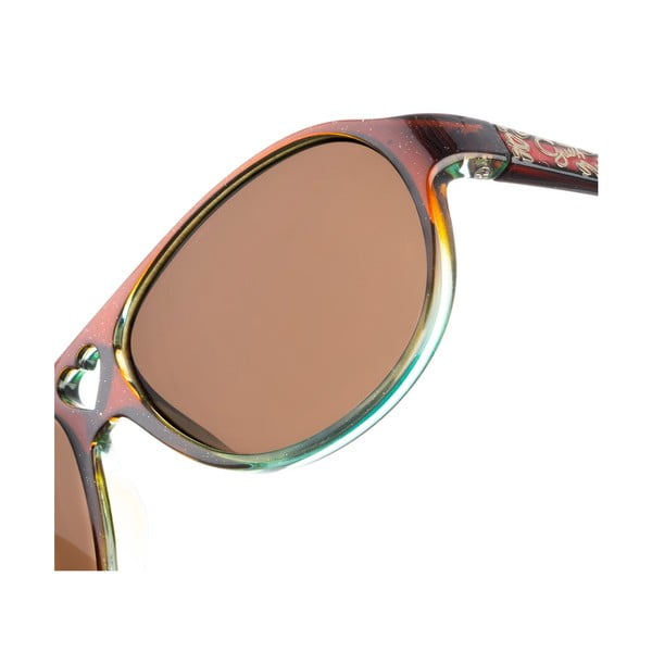 Detské slnečné okuliare Guess 120 Crystal Brown