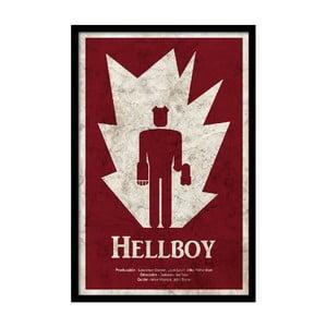 Plagát Hellboy, 35x30 cm