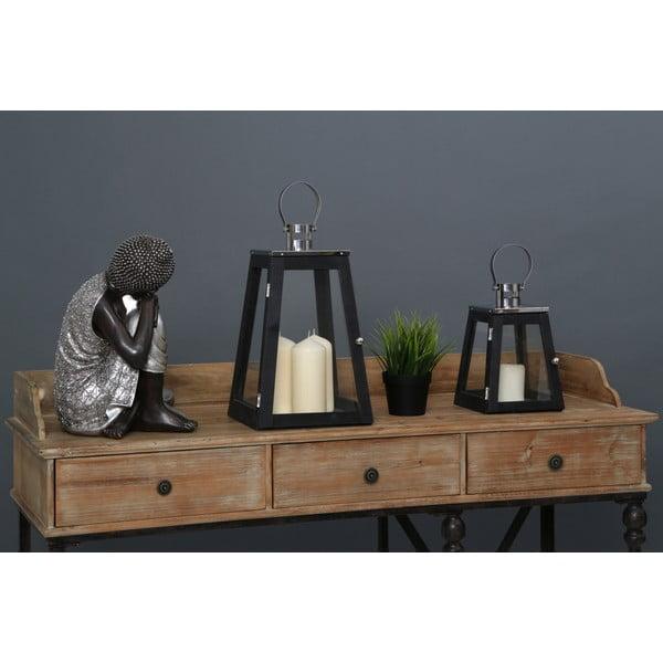 Lampáš Regents Park Black, 26 cm