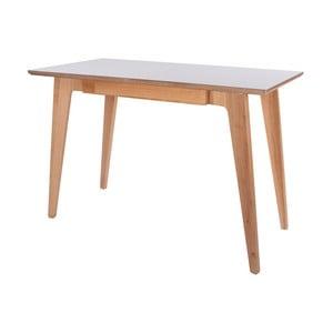Písací stôl z jelšového dreva Nørdifra Folcha