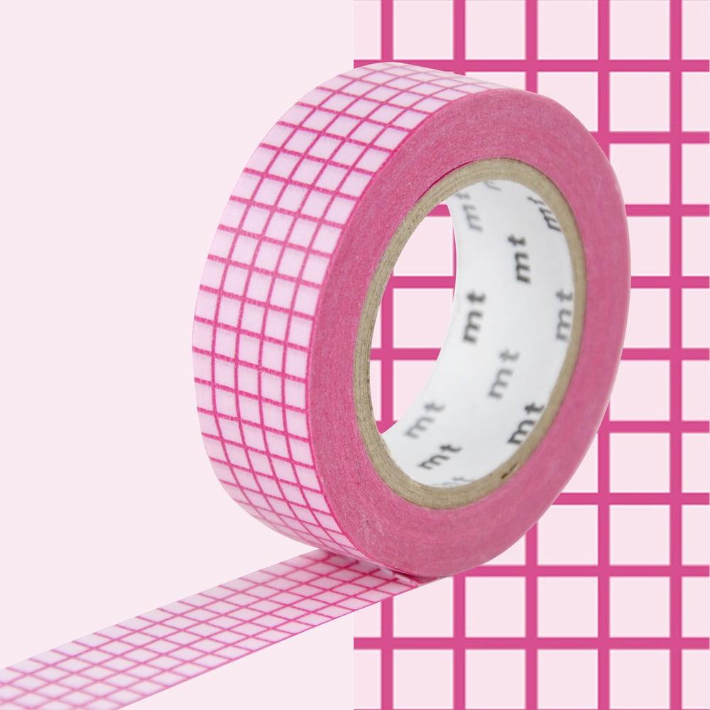 Washi páska MT Masking Tape Modeste, návin 10 m