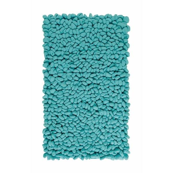 Kúpeľňová predložka Bodhi Blue Lagoon, 60x100 cm