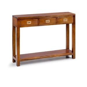 Odkladací stolík Flamingo, 110x30x80 cm