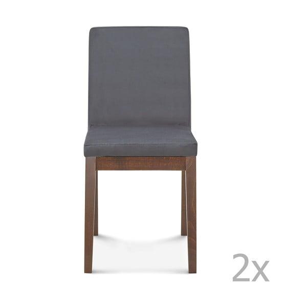 Sada 2 stoličiek Fameg Gry