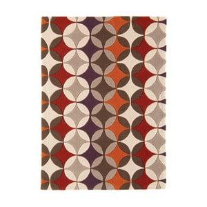Koberec Asiatic Carpets Harlequin Vintage Pattern, 170 x 120 cm