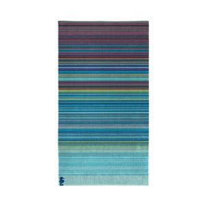 Modrá osuška Seahorse Sunset, 100×200cm
