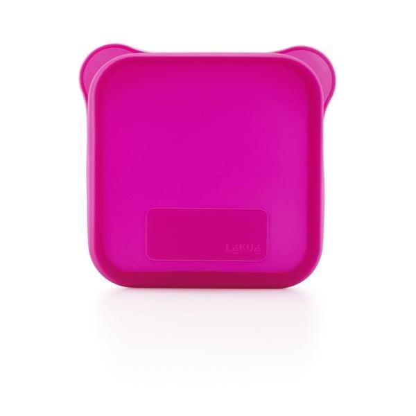 Silikónový obal na sandwich, fialový