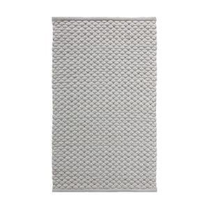 Krémová kúpeľňová predložka Aquanova Maks, 60×100cm