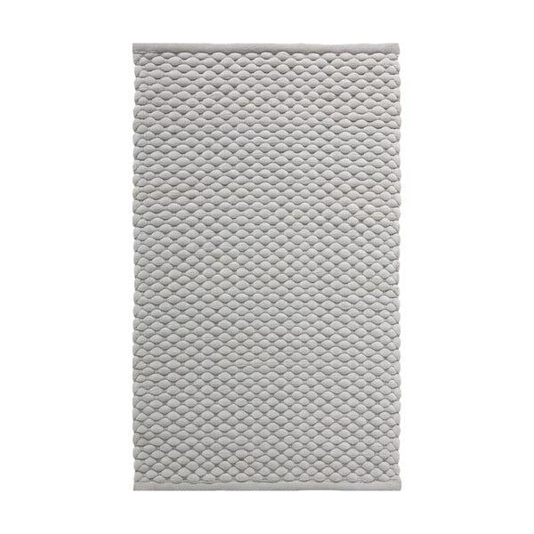 Krémová kúpeľňová predložka Aquanova Maks, 60 x 100cm