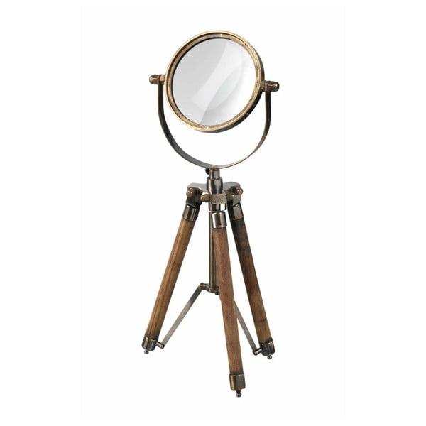 Stolné zrkadlo Magnifying