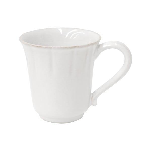 Keramický hrnček Tejo 300 ml, biely