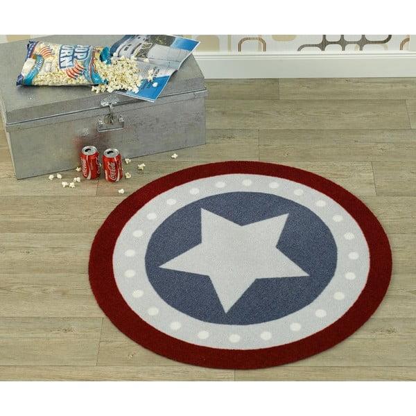 Detský koberec Zala Living Deko Star, ⌀100cm