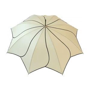 Dáždnik Classic Swirl, beige