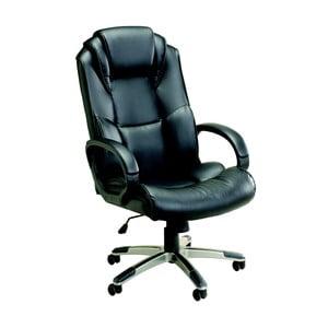 Čierna kancelárska stolička 13Casa Lawyer