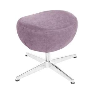 Svetlofialová otočná stolička/podnožka My Pop Design Vostell