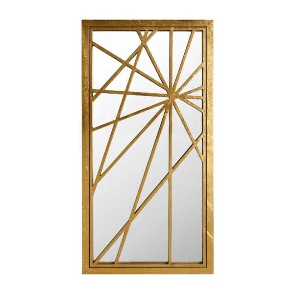 Zrkadlo Golden Situation, 50x100 cm