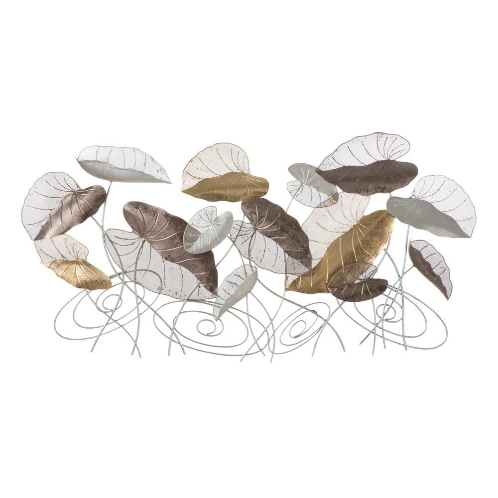 Nástenná kovová dekorácia Mauro Ferretti Loty, 135 × 69 cm