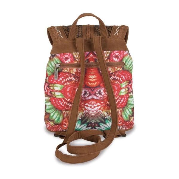 Farebný batoh Lois, 26 x 32 cm