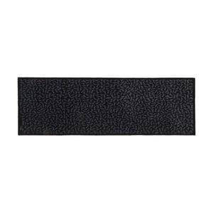 Čierno-sivá rohožka Tica Copenhagen Footwear, 67 x 200 cm