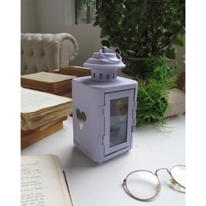 Lampáš Milano Purple, 20 cm