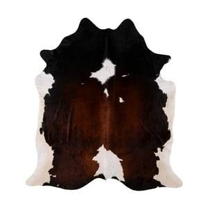 Pravá hovädzia koža Arctic Fur Tricolor, 214 × 200 cm