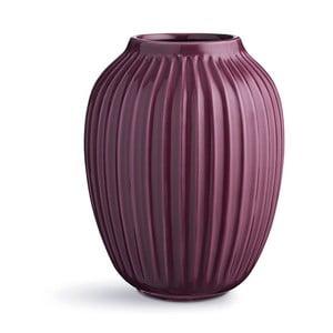 Fialová váza Kähler Design Hammershoi, extra veľká