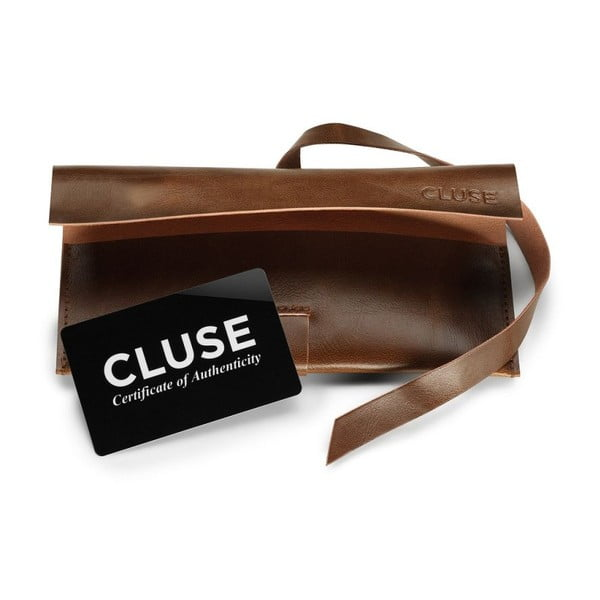 Hodinky CLUSE La Bohème Rose Gold/Black Brown