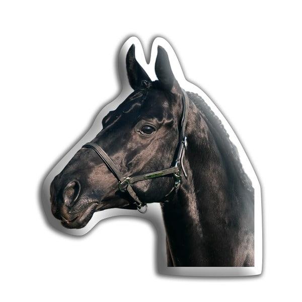 Vankúšik Adorable Cushions Čierny kôň