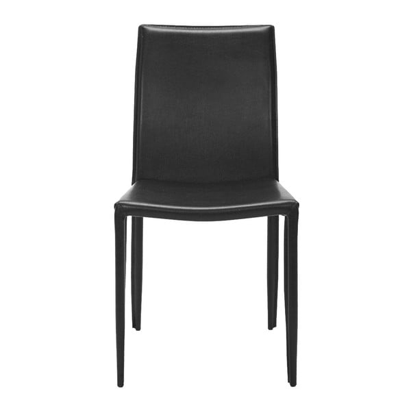 Set 2 stoličiek Caleb Black