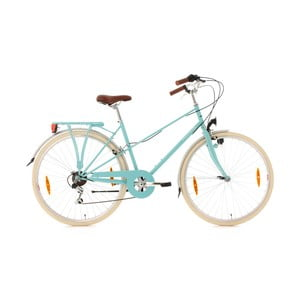 Dámsky bicykel City Bike Marseille Blue, 28""