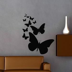 Samolepka Cloud of Butterflies