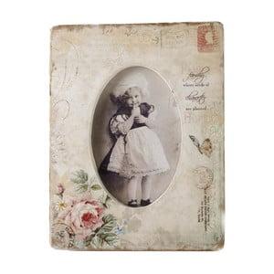 Rámik Heaven Sends Vintage Postcard
