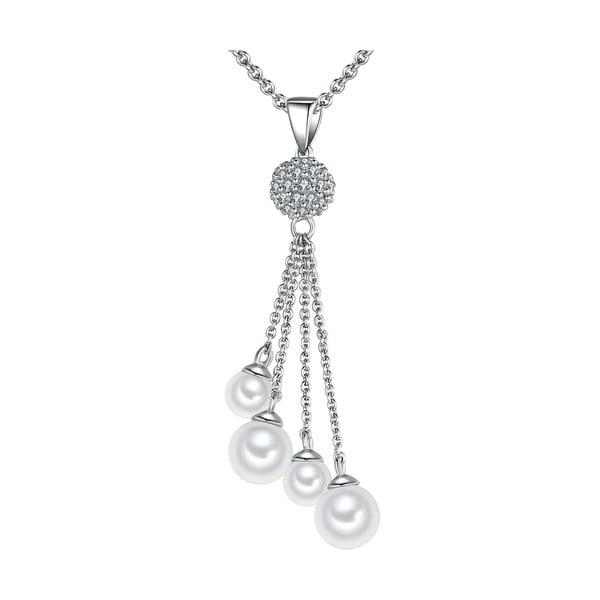 Perlový náhrdelník Nova Pearls Copenhagen Melampús
