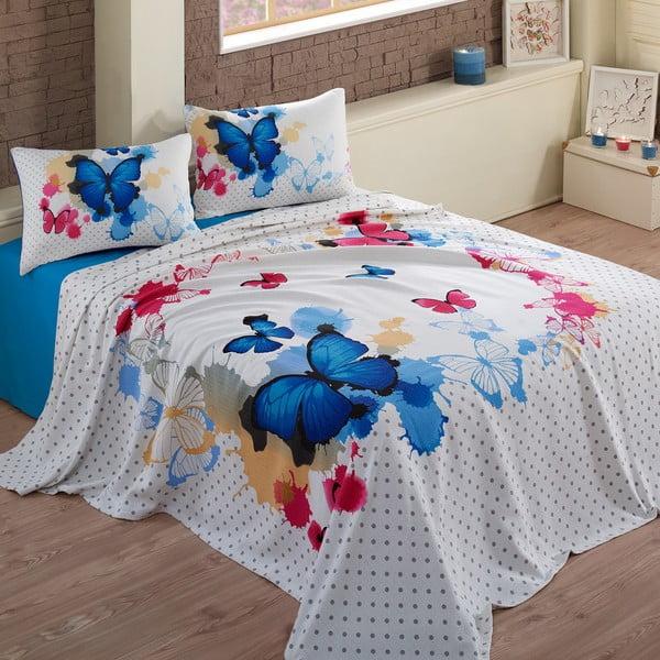 Prikrývka cez posteľ Olivia, 200x230 cm