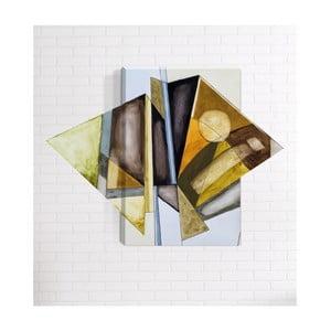 Nástenný 3D obraz Mosticx Abstract, 40 x 60 cm
