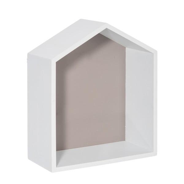 Nástenná polička House Greige, 25x30 cm